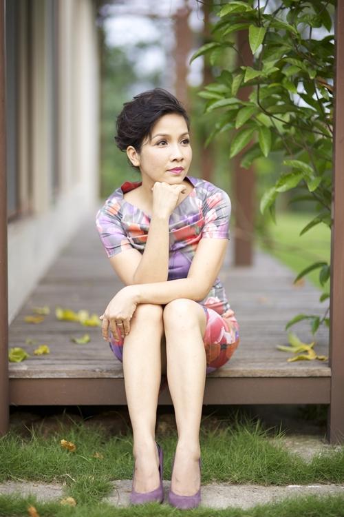 Những mỹ nhân Việt mặc đẹp dù có chiều cao khiêm tốn 13