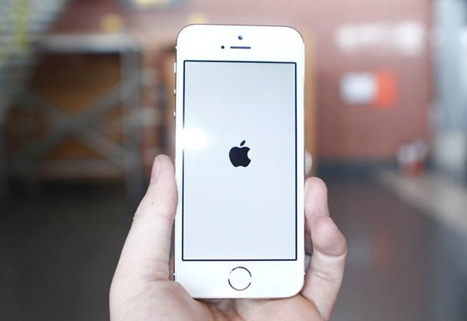 Mở hộp iPhone 5S vừa về Việt Nam 5