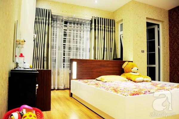 Ngắm căn nhà nhỏ ấm cúng tại khu đô thị Xa La - Hà Nội 9