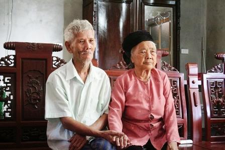 """""""Xã trường thọ"""" với gần 600 cụ già trên 80 tuổi 2"""