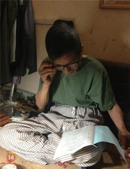 Cuộc sống về già khốn khó của NSƯT Trần Hạnh 4
