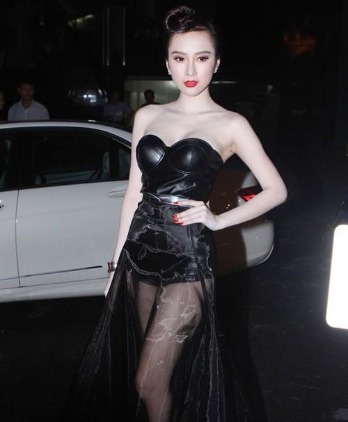 Mốt quần 5 cm của Angela Phương Trinh 4