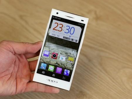 """Cận cảnh smartphone """"độc"""" có camera trước 5 megapixel tại Việt Nam 13"""