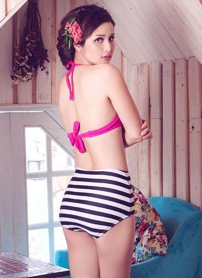 Vợ Phan Thanh Bình: 'Tôi xứng đáng tiến xa ở Next Top Model' 3