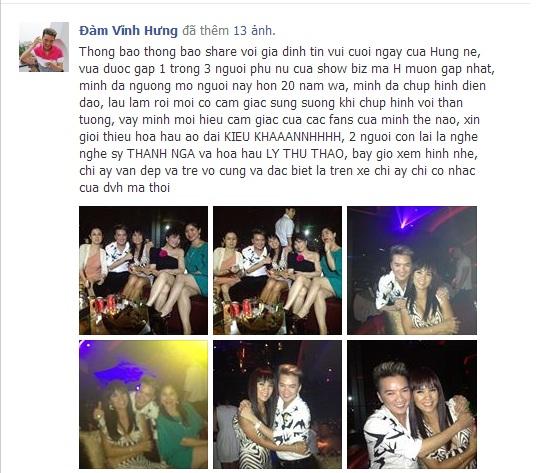 Lộ diện 3 người phụ nữ Đàm Vĩnh Hưng muốn gặp nhất showbiz 1