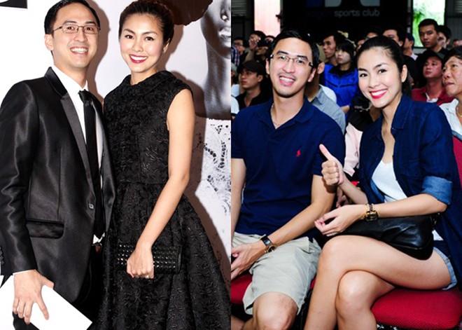 Những mỹ nhân Việt lấy chồng vừa giàu vừa điển trai 6