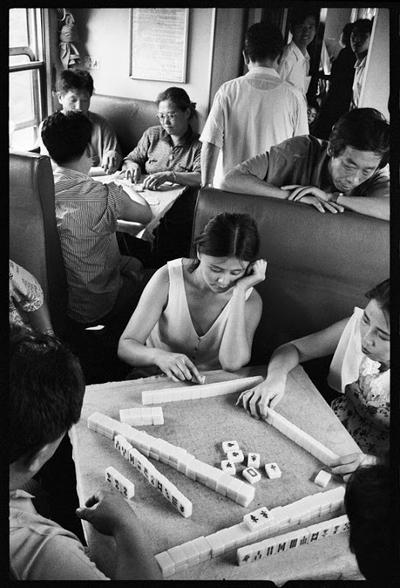 Cuộc sống muôn màu trên những chuyến tàu xưa 12