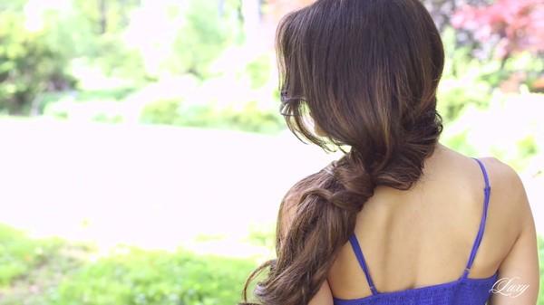 Tự thực hiện 3 kiểu tóc dịu dàng cho mùa thu 8