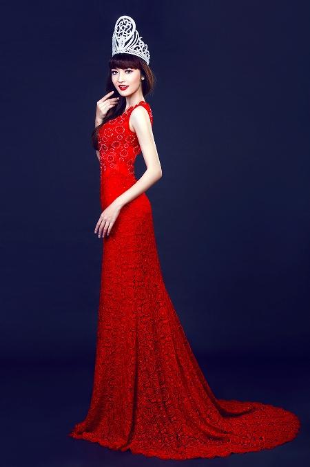 """Hoa hậu Triệu Thị Hà: """"Ba mẹ muốn tôi dứt khoát tình cảm với cháu trai cô Kim Hồng"""" 2"""