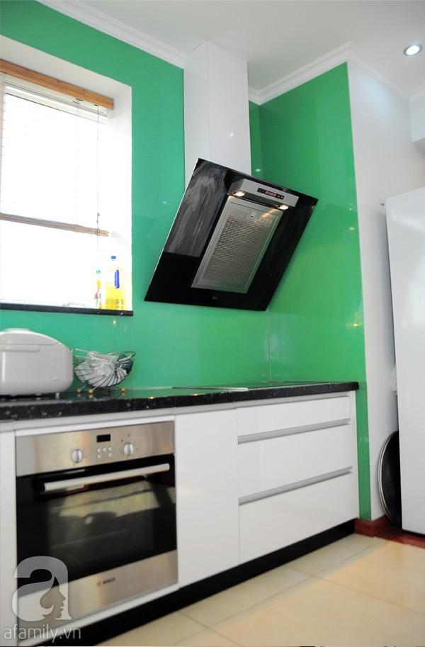 Thăm căn hộ có không gian bếp hoàn hảo ở Dịch Vọng, Hà Nội 10
