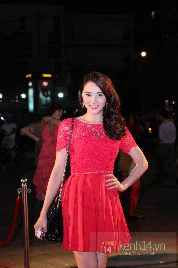 Kiều nữ Việt kém xinh đẹp vì lỗi trang điểm dày phấn 1