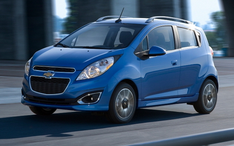 5 xe nhỏ giá rẻ được ưa chuộng nhất 2013 1