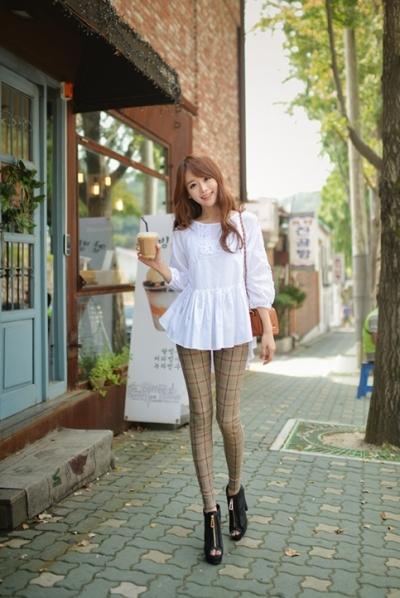 4 kiểu quần nữ dạo phố đẹp mùa thu 2013 8