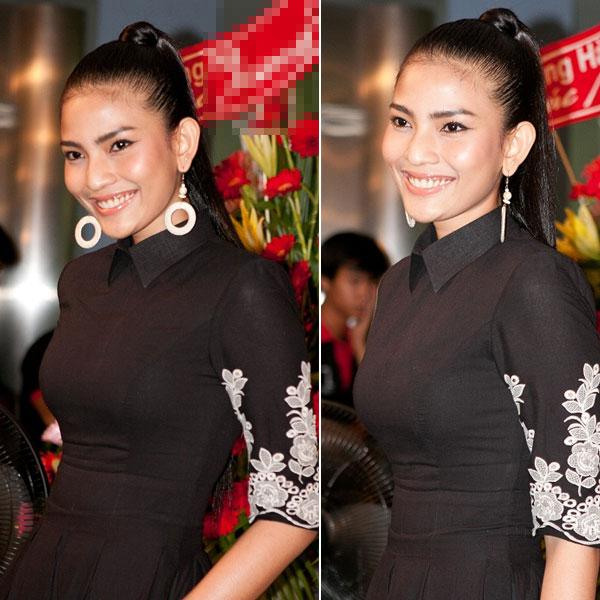 Gu thời trang đẹp lạ của Trương Thị May 7