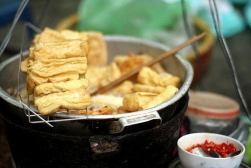 20 địa điểm ăn vặt ngon nức tiếng Hà Nội 36