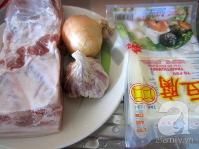 Thịt kho đậu phụ rẻ mà ngon cơm 2