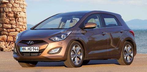 Hé lộ xe nhỏ Hyundai i10 bản 2014 1
