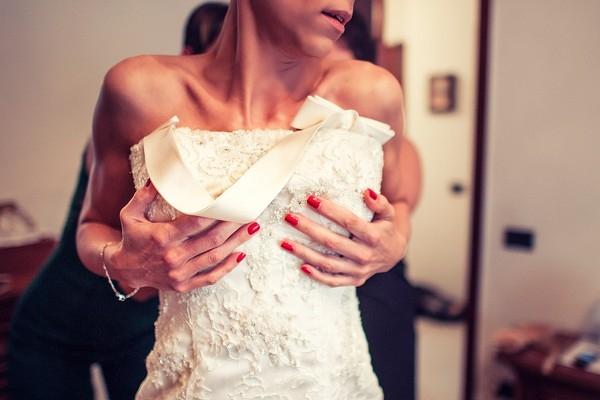 Cô dâu bị ung thư đẹp ngỡ ngàng trong ngày cưới 9