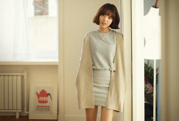Mặc cardigan dáng dài phong cách, đủ ấm cho ngày se lạnh 10