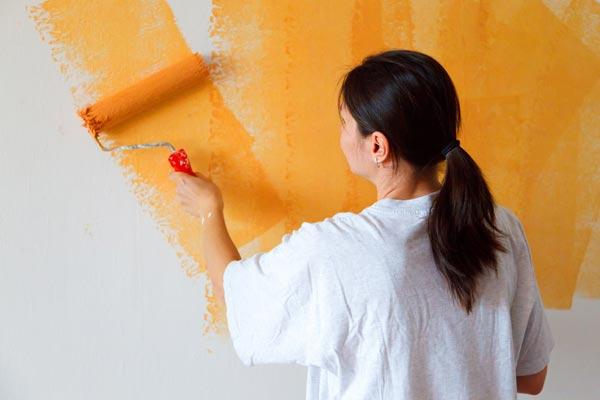 12 cách tự sơn nhà cực chuẩn 2