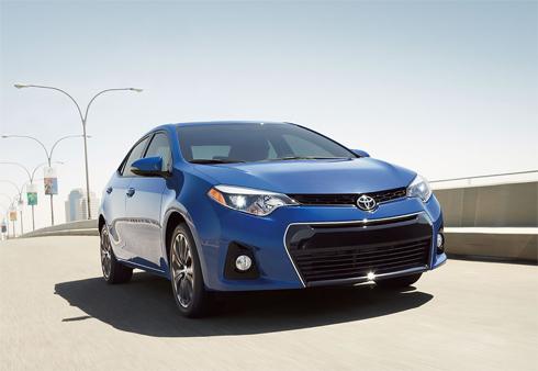 Toyota Corolla thế hệ mới bất ngờ lộ diện 1
