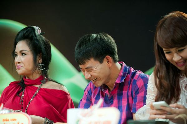 44 tuổi, Thanh Lam vẫn xì tin 8