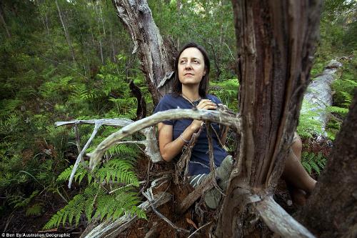 """Cận cảnh cuộc sống """"hoang dã"""" của phụ nữ Australia 5"""