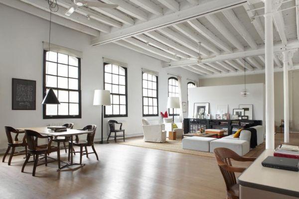 15 phong cách nội thất cho phòng khách rộng 10