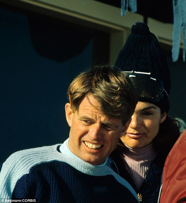 Bật mí chuyện tình ái của cựu Đệ nhất phu nhân Jackie Kennedy 4