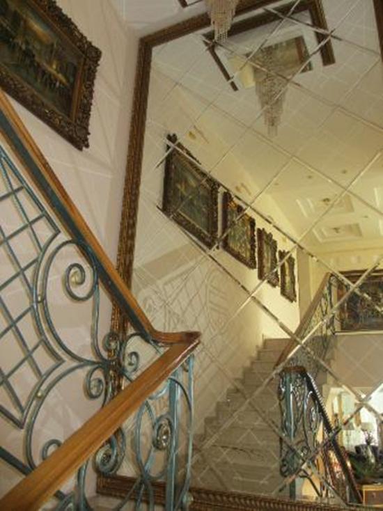 Những gợi ý tuyệt vời giúp tận dụng chiếu nghỉ cầu thang 14