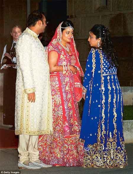 Xem lễ cưới ở gia đình siêu giàu trên thế giới 1