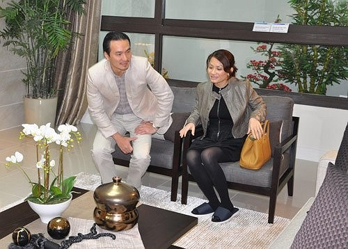 Ngắm biệt thự xa hoa, căn hộ cao cấp của MC Chi Bảo 8