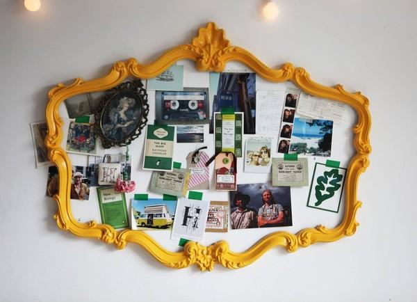 Ngắm căn hộ vintage đẹp như mơ nhờ tận dụng đồ cũ 19