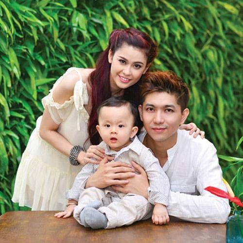 Hàng loạt sao Việt có con trước, lo cưới sau 4
