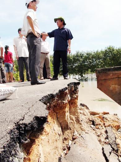 Bình Dương 'tan hoang' trong trận ngập chưa từng có 6