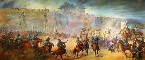 Chân dung những vị tướng vĩ đại trong lịch sử thế giới 8