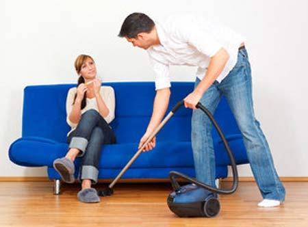 Làm việc nhà có được coi là tập thể dục? 1