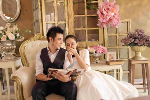 Hương Giang chuyển giới xinh như mộng khi làm cô dâu 6