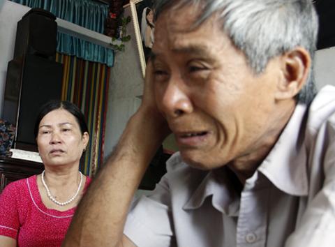Vụ chém chết người yêu rồi tự thú trên Facebook: Nỗi lòng cha mẹ 1