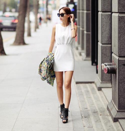 Chọn váy ngắn quyến rũ cho ngày hè 21