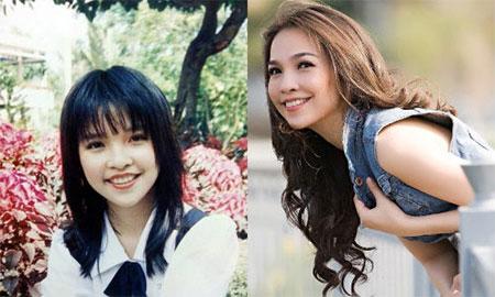 """Những """"sao"""" Việt nổi tiếng sớm từ khi còn bé 3"""