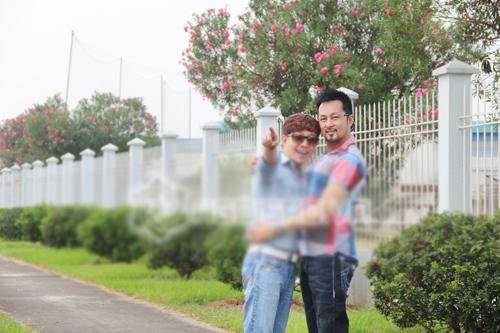 Lệ Quyên - Mr Đàm tung ảnh cưới 'hôn' nhau tình tứ 17