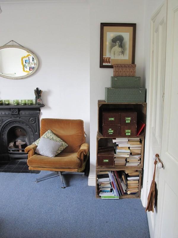 Ngắm căn hộ vintage đẹp như mơ nhờ tận dụng đồ cũ 21