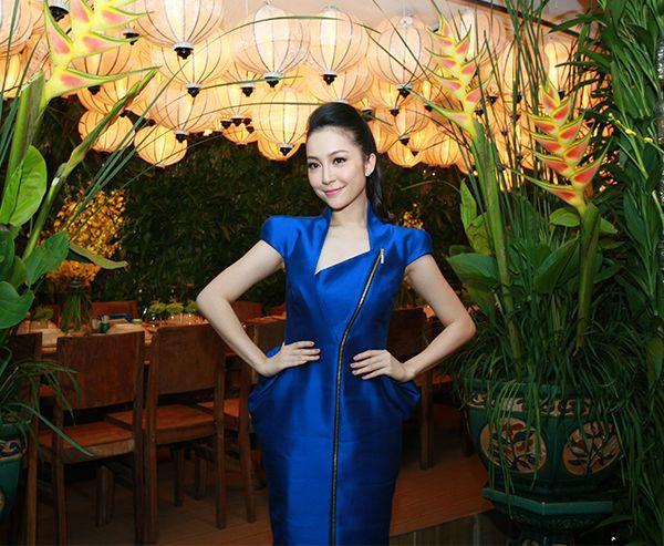 Vợ chồng Tăng Thanh Hà tình cảm đi tiệc 11