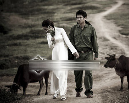 Ảnh cưới độc đáo của các cặp vợ chồng sao Việt 26