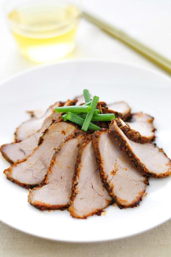 Thịt heo nướng kiểu mới mềm thơm hấp dẫn 6