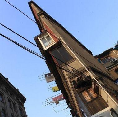 Ngắm ngôi nhà... không thể mỏng hơn ở Trung Quốc 3