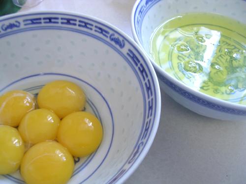 Cách giữ lòng trắng, lòng đỏ trứng được tươi lâu 1