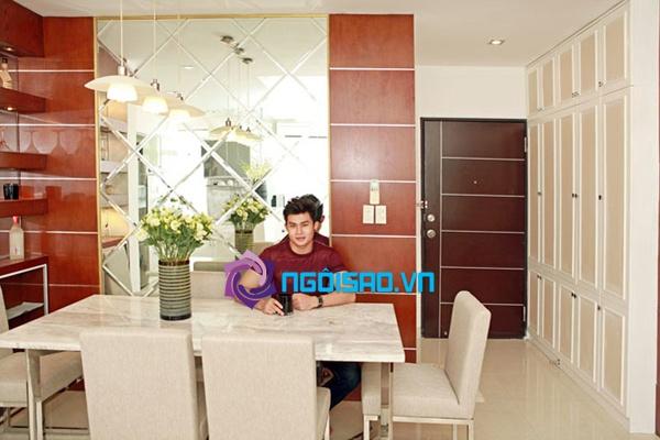 Ngắm căn hộ tầng 12 của siêu mẫu Lương Công Tuấn 5