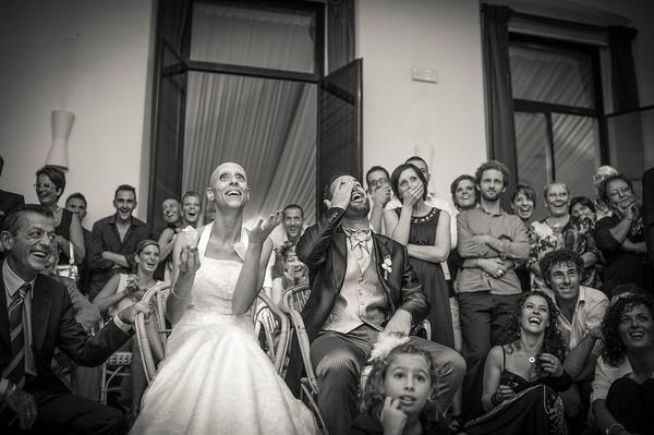 Cô dâu bị ung thư đẹp ngỡ ngàng trong ngày cưới 31